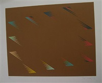 no 1 by tess jaray