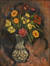 Vase of Flowers, ca. 1930