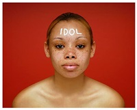 identification marks: idol by mitch kern