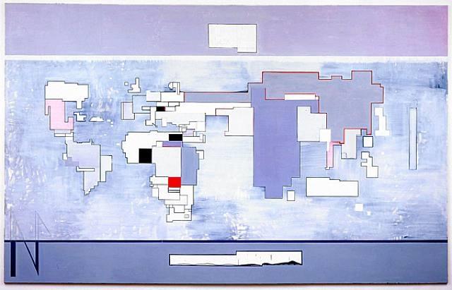 map ii by thomas scheibitz