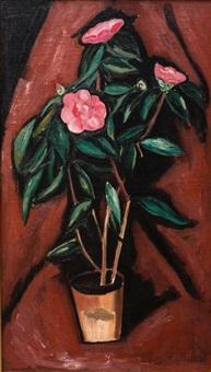 Camellias #1, 1919–1921