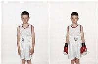 boxer # 14 by nicolai howalt