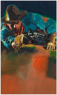 Untitled (Cowboy), 2012