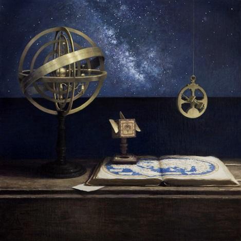 Celestial Navigation by Guillermo Muñoz Vera on artnet