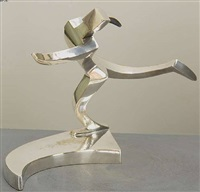 figure in motion by william wauer