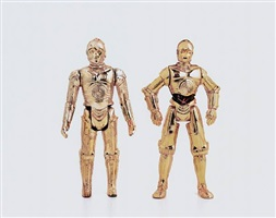 figures (1977/1997): c-3po by andrea robbins and max becher