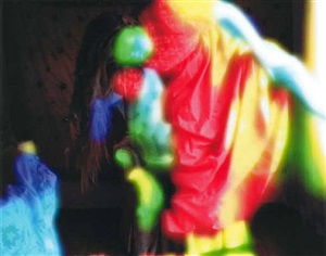 sonja dancing (nyima 159) by annelies strba