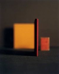 untitled diptych (left) by victor schrager