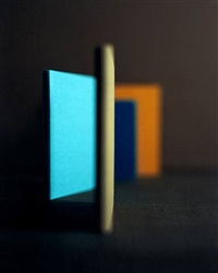 untitled diptych (right) by victor schrager