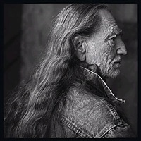 willie nelson, luck ranch, spicewood, texas, 2001 by annie leibovitz