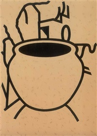 Fern Pot, 1979–1980