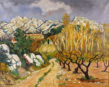 yves brayer 1907-1990through april 30th by yves brayer