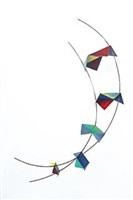 twisted kite by rebecca welz