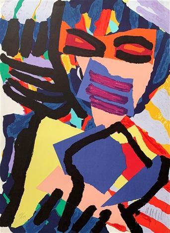 Untitled by Karel Appel on artnet