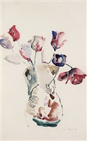 tulips by william meyerowitz