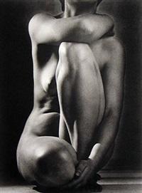 classic torso by ruth bernhard