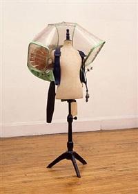 rucksack by panamarenko