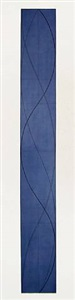 tall column a by robert mangold