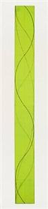 tall column b by robert mangold