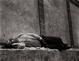 el sonador, (the dreamer) by manuel alvarez bravo