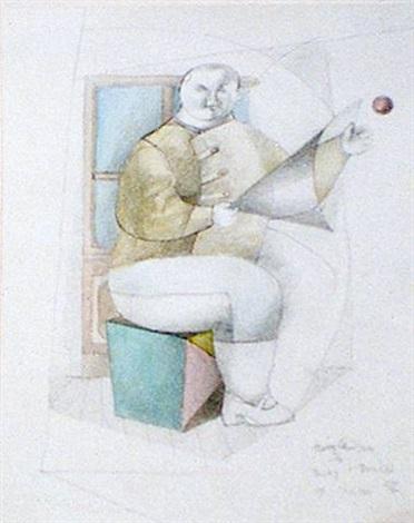 boy by richard lindner