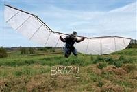 brazil by panamarenko