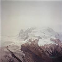 Fullmoon Towards Monte Rosa, 2014