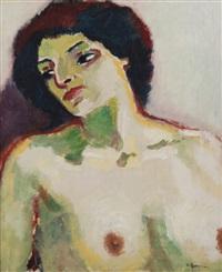 Buste de femme nue, 1911