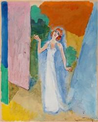 Illustration pour : A la recherche du temps..., 1946
