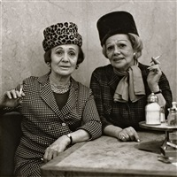 Two ladies at the automat, N.Y.C. 1966, 1966