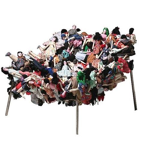 multidao chair by fernando and humberto campana