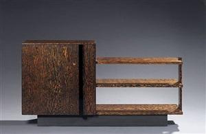 oregon pine sideboard, <i>c. 1935</i> by andré sornay