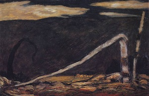 desertion by marsden hartley