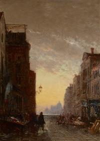 Market Place, Venise, 1816–1918