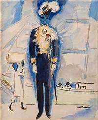 Draeger, un merveilleux Ambassadeur, 1924