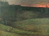 Fall Evening, 1985