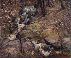 the tumbling brook by arthur meltzer