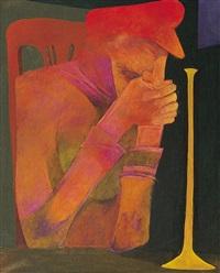 Bandwallah in Contemplation, 2000