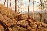 philadelphia landscape by john french sloan