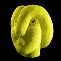 Picasso Head, 2012