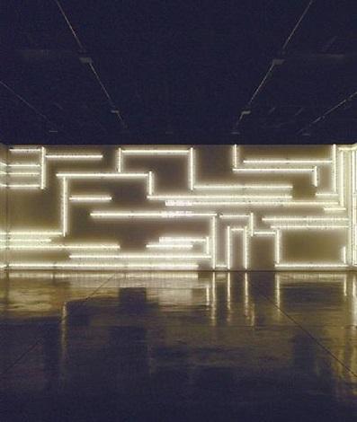á propos (réflecteur de réflecteur) by joseph kosuth