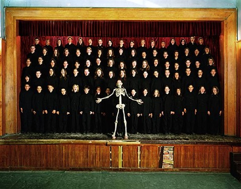 count on us (chorus) by marina abramović