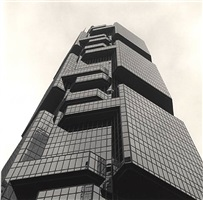lippo building, hong kong, china # 36 by lynn davis
