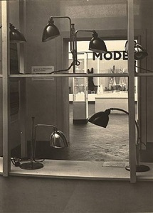 gallery, frankfurt by ilse bing
