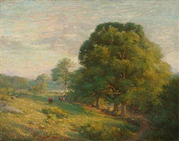 a june day by fred winthrop ramsdell