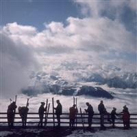 Verbier View, Switzerland, 1964