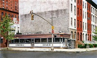 empire diner by john baeder