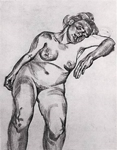 lucian freud a retrospective of etchings 1946-2005 by lucian freud