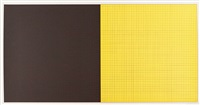 Grids & Colour (Black and Yellow), 1979