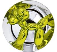 Balloon Dog Yellow - Gold, 2015